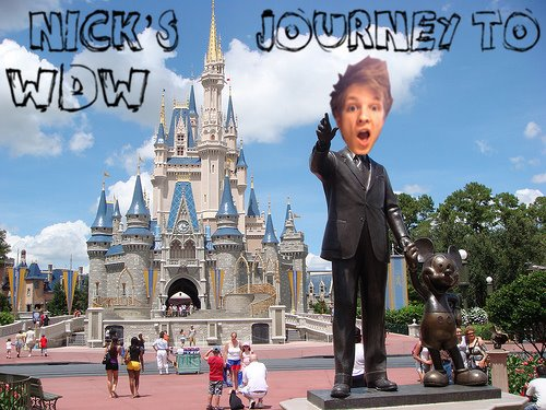 Nick's Journey to WDW!