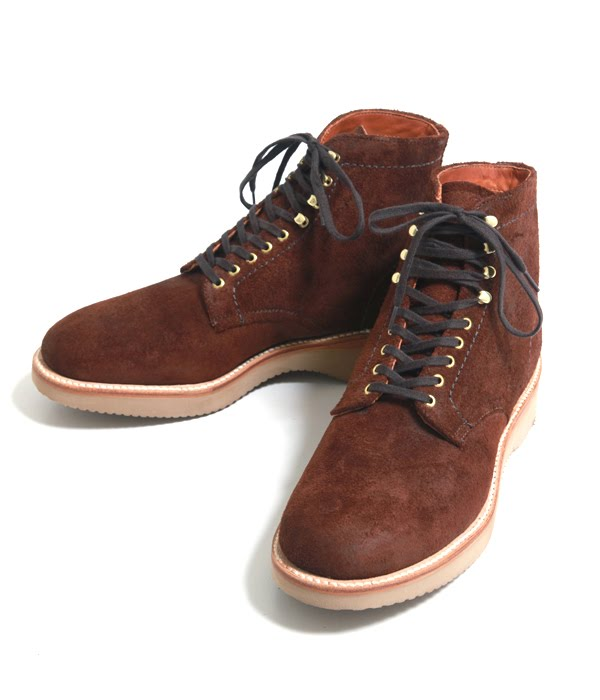 Lace Up Boots. ALDEN LACE UP BOOTS