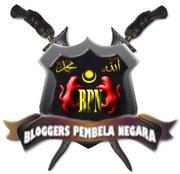 Logo Team Blogger Pembela Negara