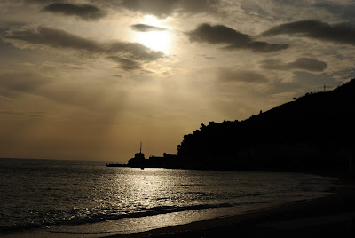 Petrovac.Sunset