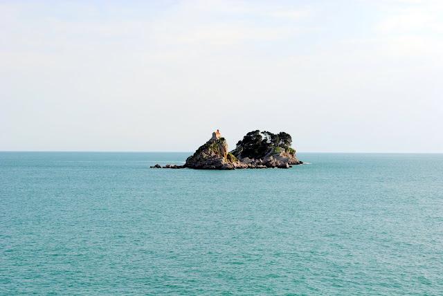 Петровац. Острова.
