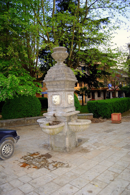 Virpazar fountain