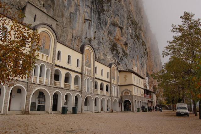 Ostrog Monastery,Montenegro