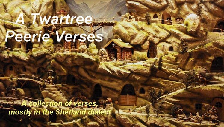 A Twartree Peerie Verses