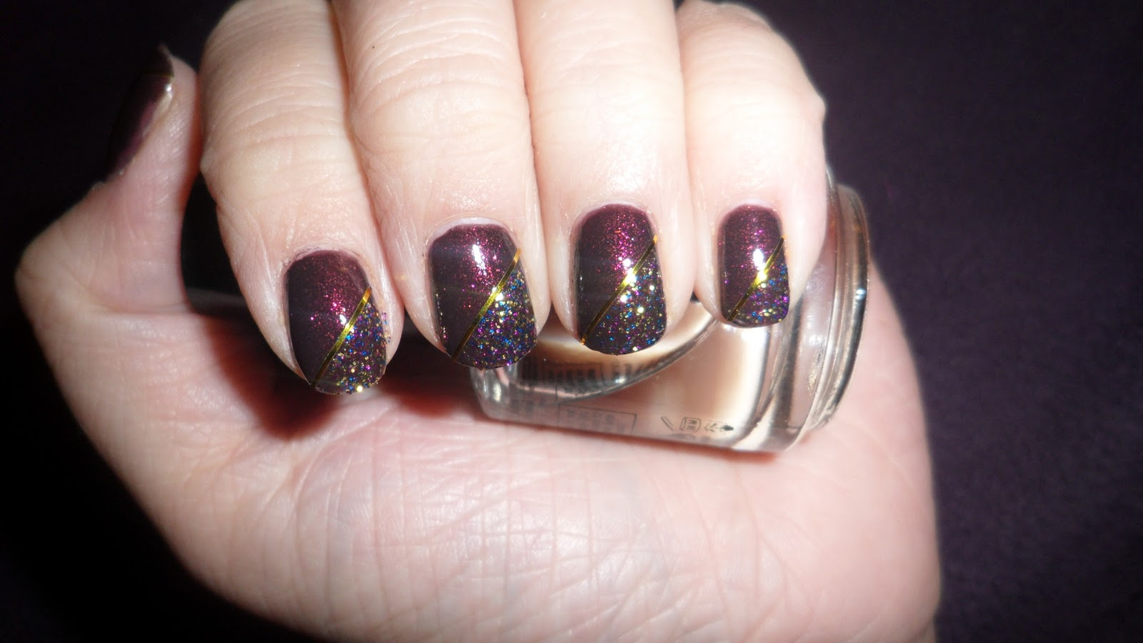 my little world of polish by lily nail opi teasey does