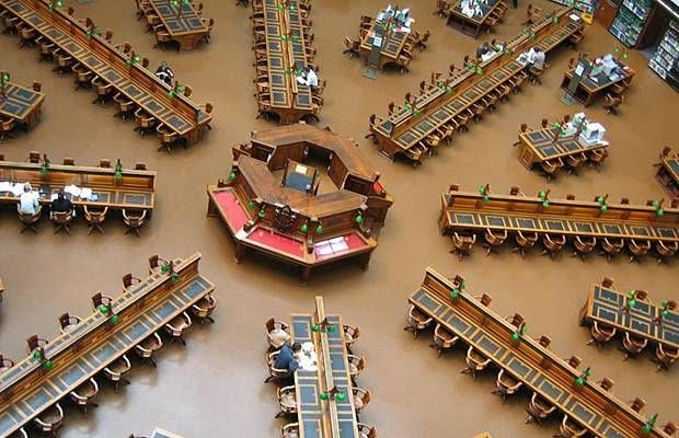 Perpustakaan di Sepanyol