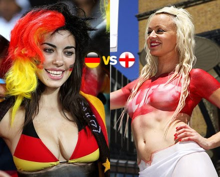 Hot german girls