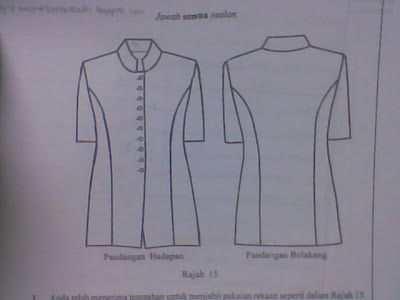 Pola+pakaian