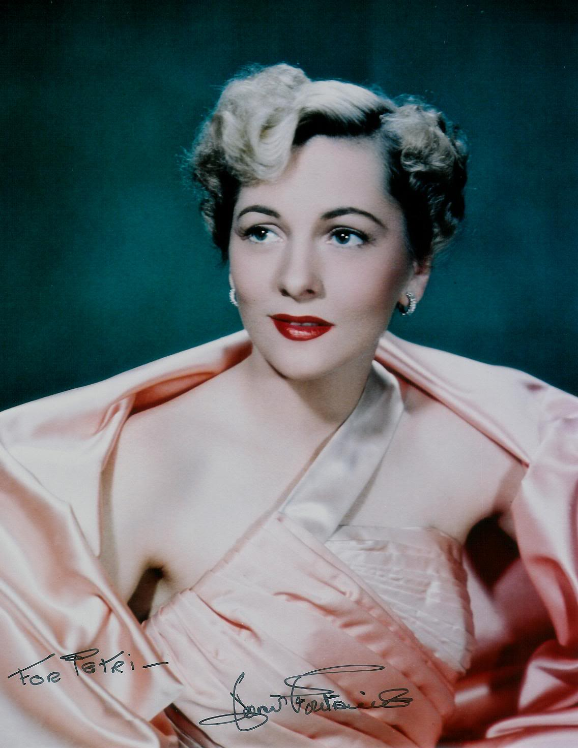 Joan Fontaine - Photo Gallery