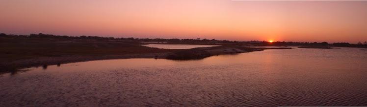 Por do sol em Jacaré em Cabedelo.PB