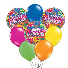 One Year Blogoversary Celebration!