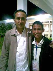Agus R. Sarjono dan Eko Putra