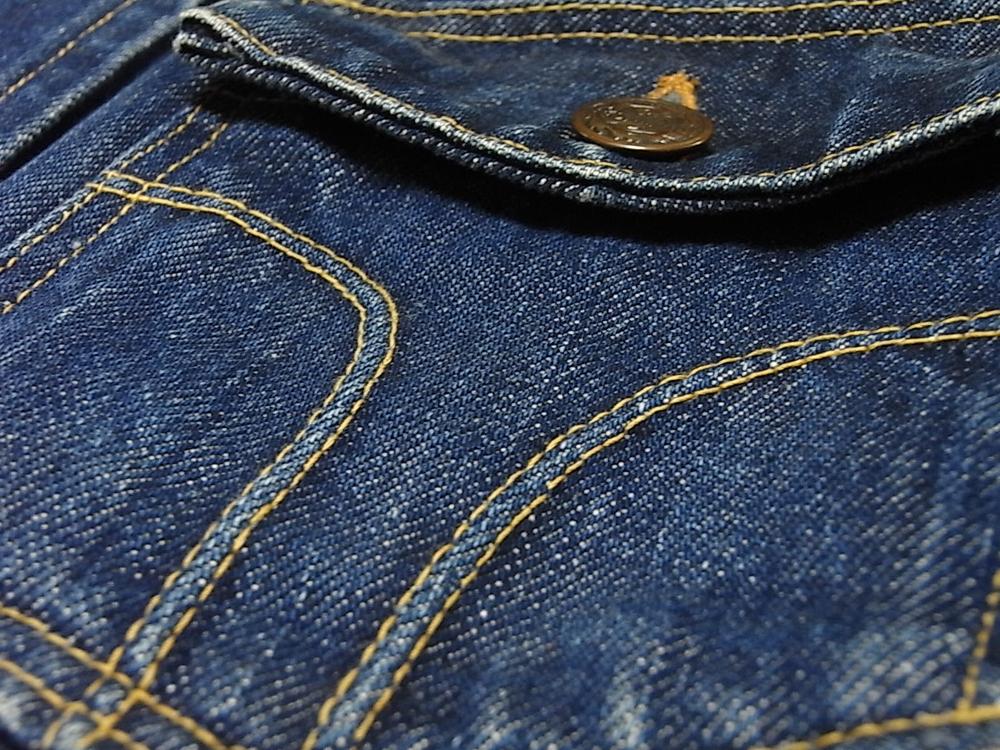 vintage dickies denim jacket