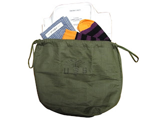 us army patients effects bag