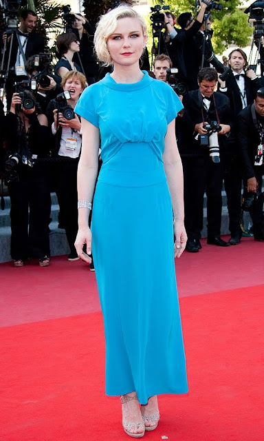 Cannes look today (I know I said yesterday it was Kate Beckinsale, .