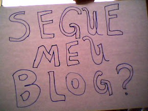 Segue Meu Blog?