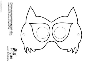 fr images coloriages colorier photo masque p3210 Máscaras de Carnaval para colorir e imprimir para crianças