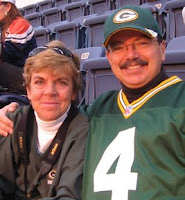 Packers vs. Broncos on Monday Night Football, October 29, 2007