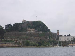 The Odyssey: Venetian citadel on Corfu
