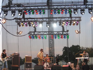 Stephen Malkmus and the Jicks at Lollapalooza 2008