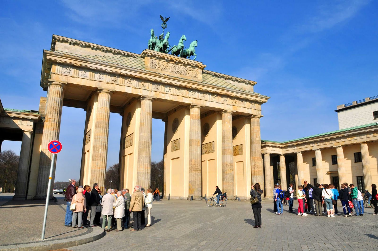 Brandenburger Tor Il Y Eut Un Matin