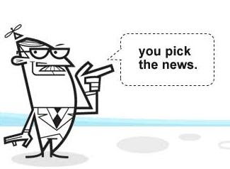 Propeller Social News Bookmarking Website