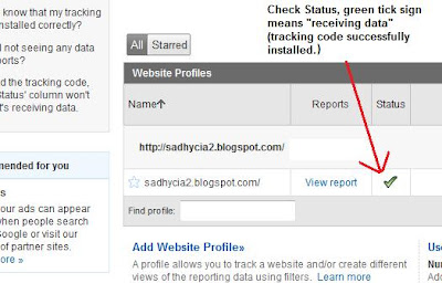 How to add Google Analytics to Blog