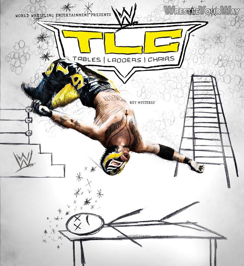Image result for tlc 2010 poster