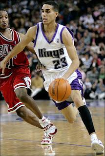 Kevin Martin Sacramento Kings