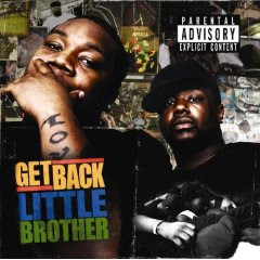 Getback CD by Little Brother