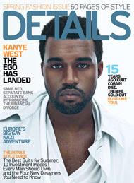 kanye west details magazine cover