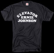 elevator ernie johnson