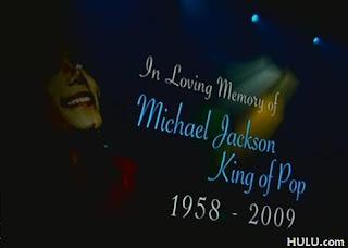 michael jackson memorial service live tv