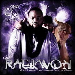 raekwon only built 4 cuban linx ii album
