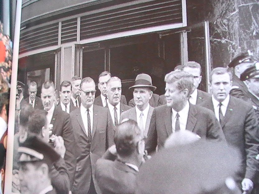 The Kennedy Detail with JFK