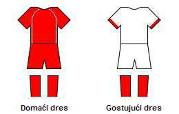 Download - Besplatno - Sport: RNK Split - Logo kluba i dres