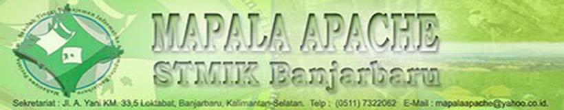 Mapala Apache STMIK Banjarbaru