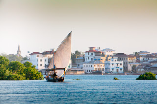 Stone-Town-dhow-sailing-Zanzibar-Tanzania-Africa-holiday