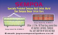 Special Produksi Sempoa