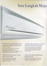 AC Daikin Inverter
