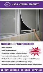 Kasa Nyamuk Magnet