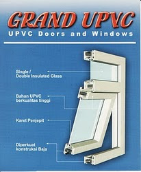 Jendela, Pintu Dan Kusen UPVC