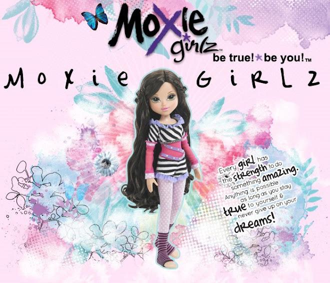 Moxie Girlz Descubierta