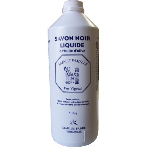 Echoalia savon noir liquide marius fabre - Le briochin savon noir ...