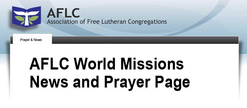 AFLC World Missions