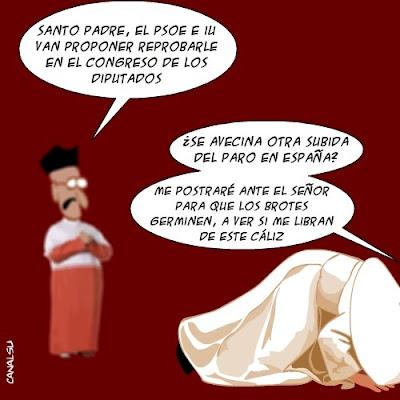 VIÑETAS DE HUMOR ( VARIOS ) Papa_reprobacion