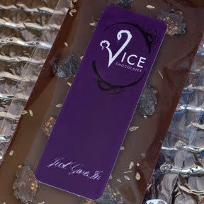Vice Chocolate Fig & Anise Bar