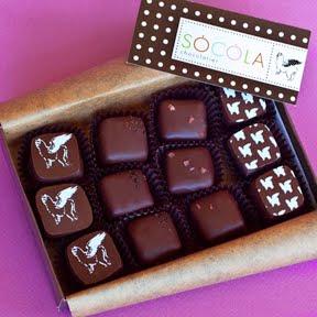 Socola Chocolatier Truffle Box