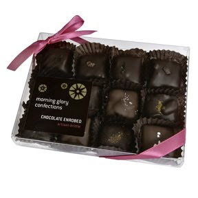 Morning Glory Confection 12 pc Gift Box