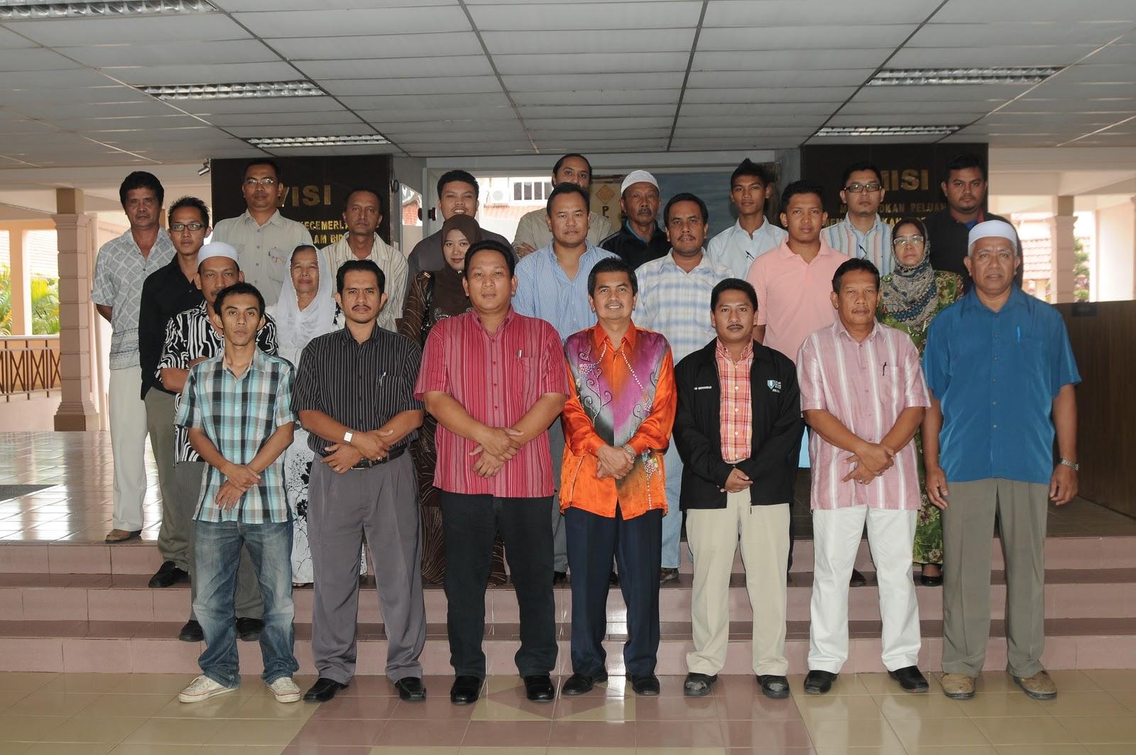 Kursus Kerja Tanah Di Temerloh 22-26 November 2010